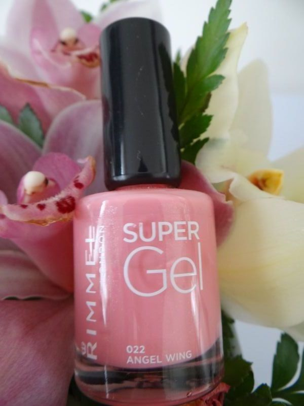 Swatch Vernis Super Gel, Rimmel