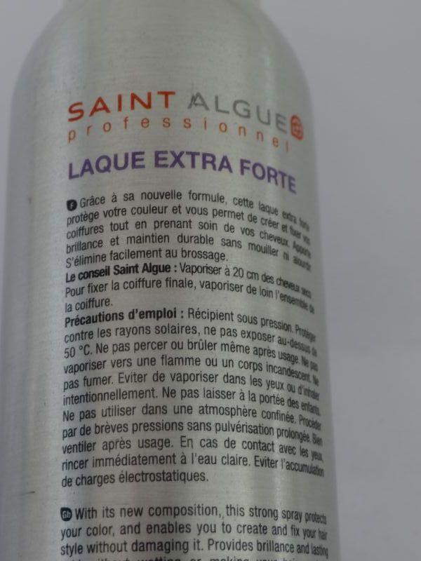 Swatch Respect Style Laque Ecologique Fixation Forte, Saint Algue