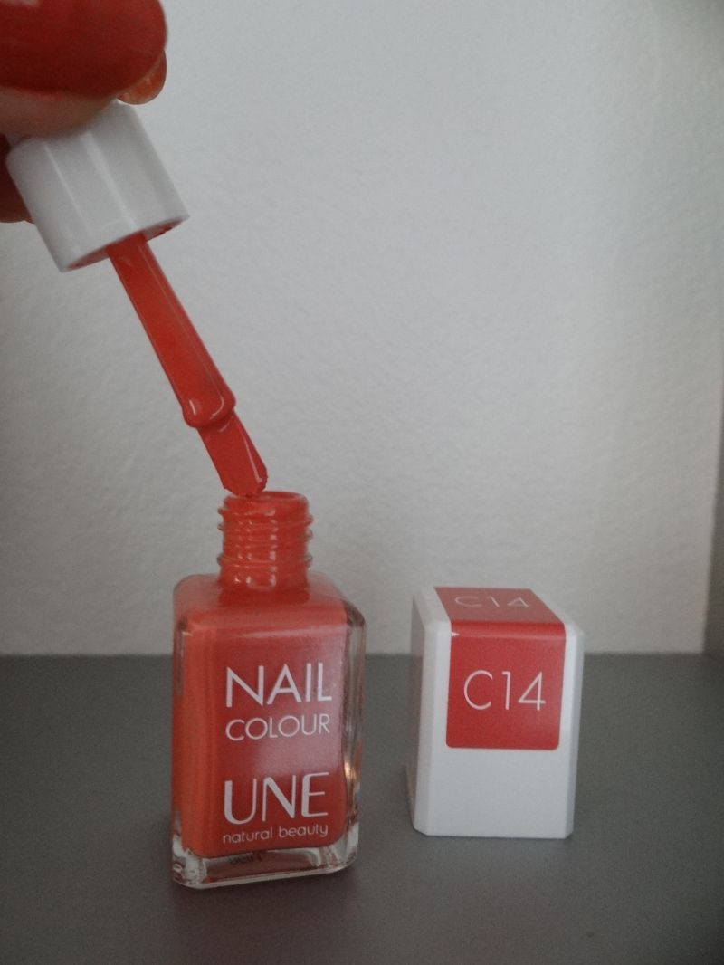 Swatch Vernis Nail Colour, UNE Natural beauty