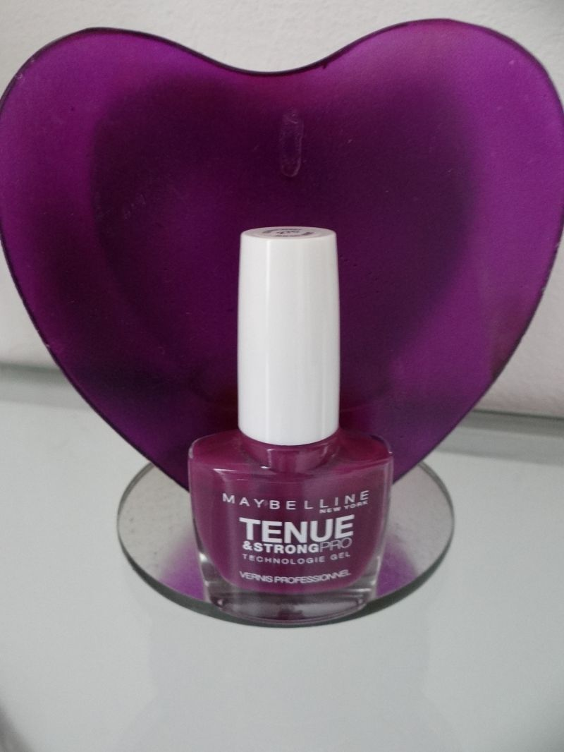 Swatch Vernis à Ongles Tenue & Strong Pro, Gemey-Maybelline