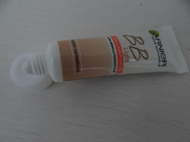 Swatch BB Crème Light, Garnier