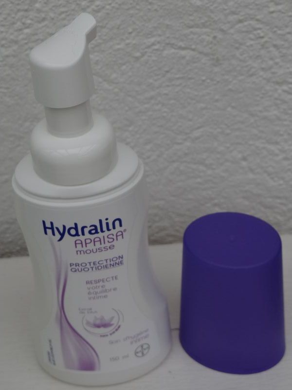Swatch Hydralin Apaisa Mousse au Lotus, Hydralin