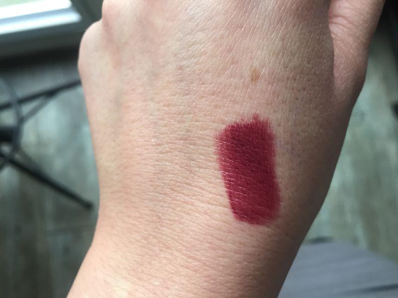 Swatch Smart Lipstick, Kiko