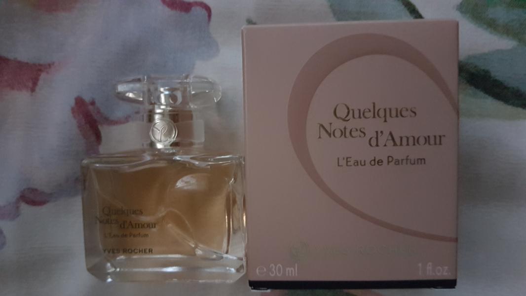 Swatch Eau de Parfum Quelques Notes d'Amour, Yves Rocher