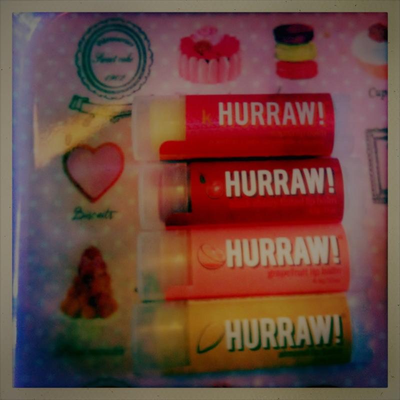 Swatch Baume à lèvres, Hurraw