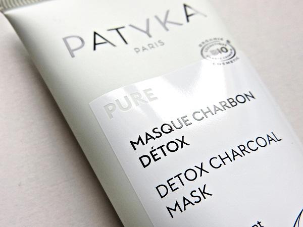 Swatch Masque Charbon Détox, Patyka
