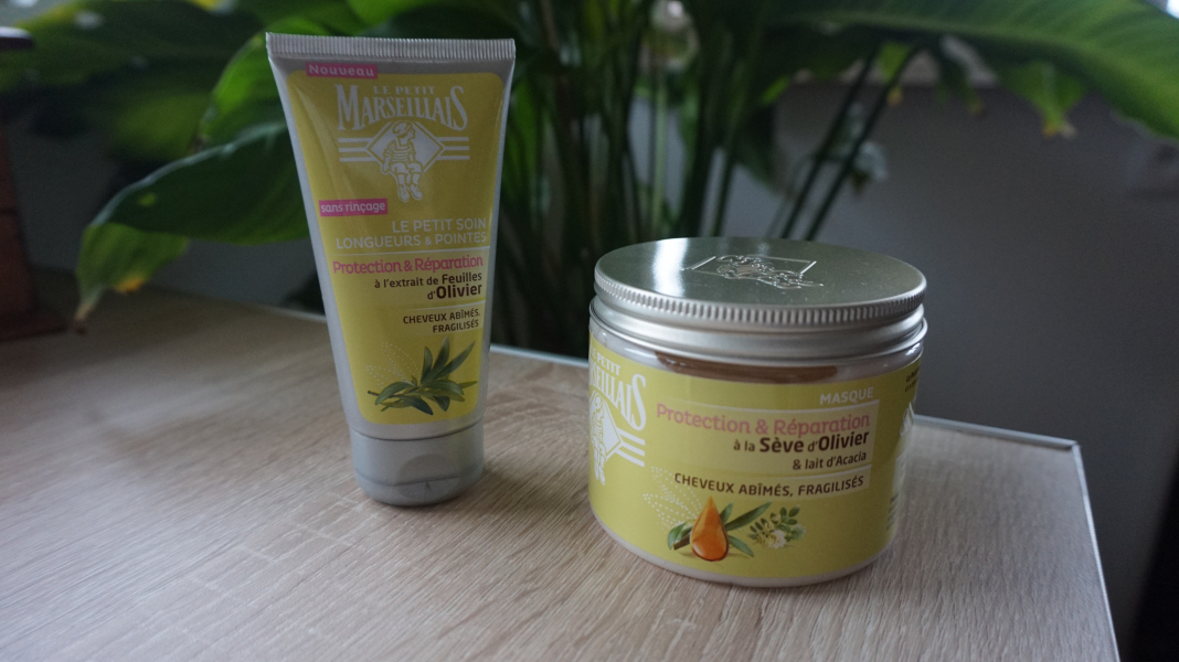 Swatch Masque Nutrition au Lait de Karité et au Miel, Le Petit Marseillais