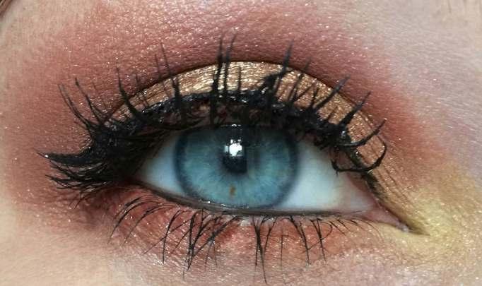 Swatch Prism Eye Palette - Palette de fards à paupières, Anastasia Beverly Hills