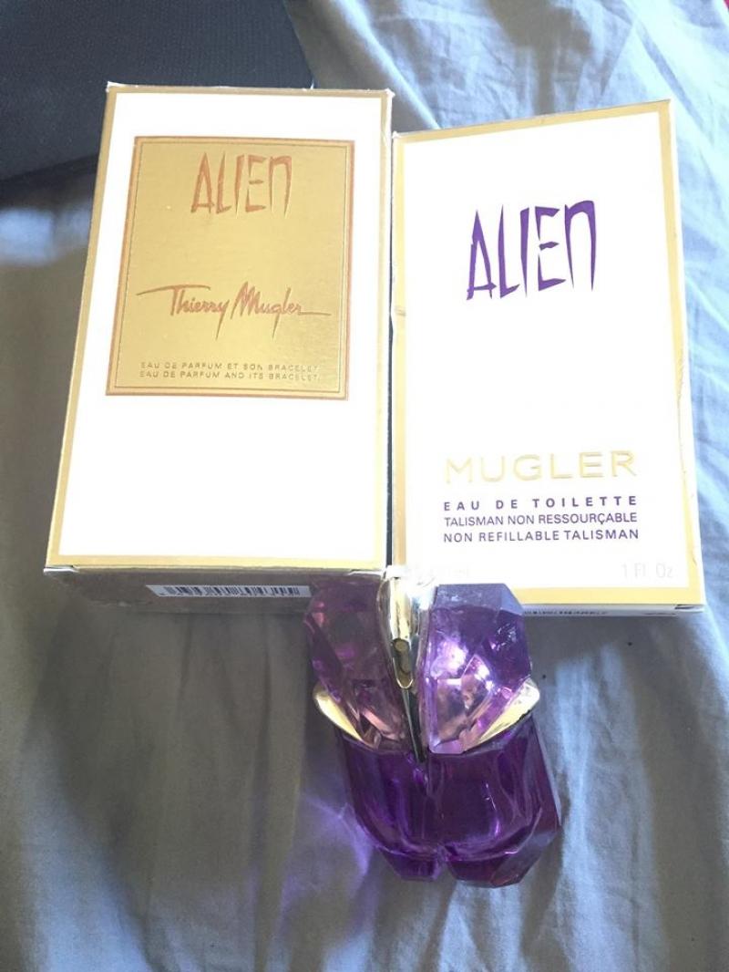 Swatch Alien - Eau de Parfum, Mugler