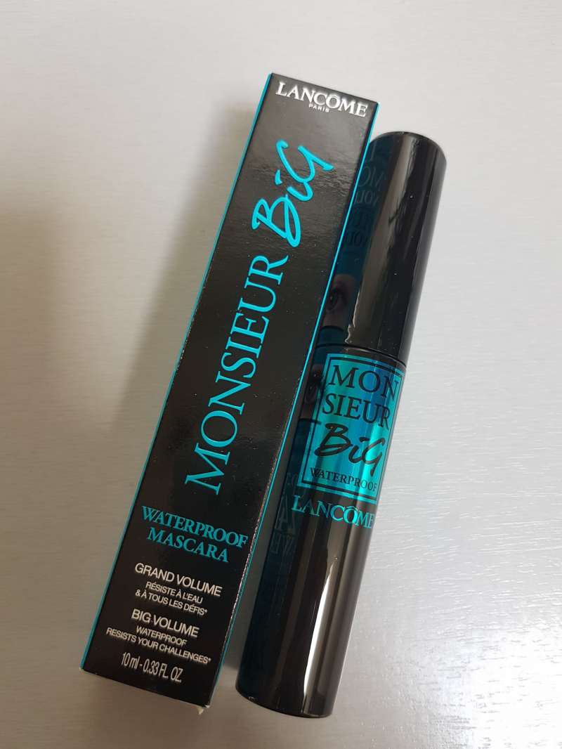 Swatch Monsieur Big Mascara, Lancôme