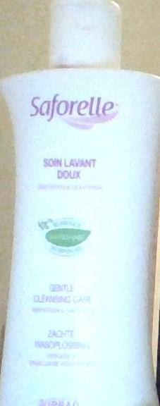Swatch Soin Lavant Doux, Saforelle