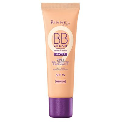 BB Cream, Rimmel : orchidee aime !