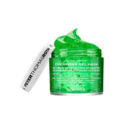 Cucumber Gel Mask - Masque Gel Concombre, Peter Thomas Roth : orchidee aime !