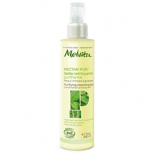 Nectar Pur Gelée Nettoyante Purifiante, Melvita - Infos et avis