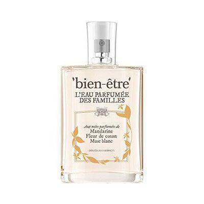Mandarine et Fleur de Coton L'Eau Parfumée des Familles, Bien Etre - Infos et avis