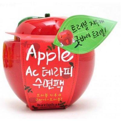 Masque à la pomme de nuit anti imperfection, BaviPhat - Infos et avis