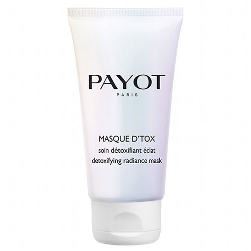 Masque D'tox, Payot : orchidee aime !