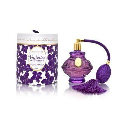 Parfum Violettes de Toulouse, Berdoues - Infos et avis