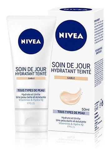 Soin de Jour Hydratant Teinté, Nivea - Infos et avis