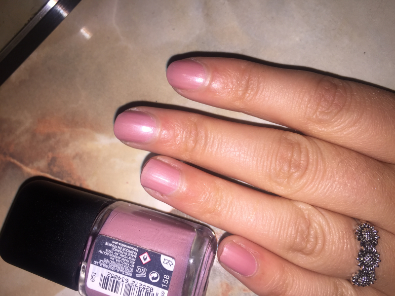 Swatch Smart Fast Dry Nail Lacquer, Kiko