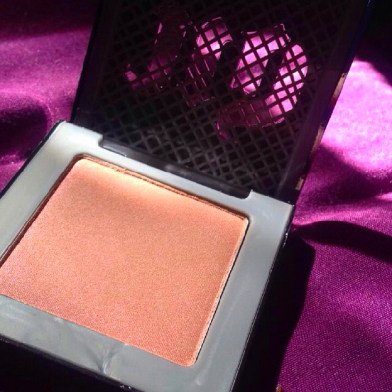 Swatch Highlighter Afterglow Tenue 8H - Enlumineur, Urban Decay