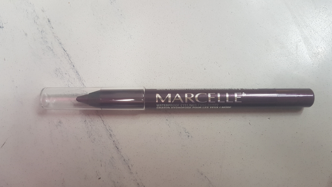Swatch Waterproof eye liner, Marcelle