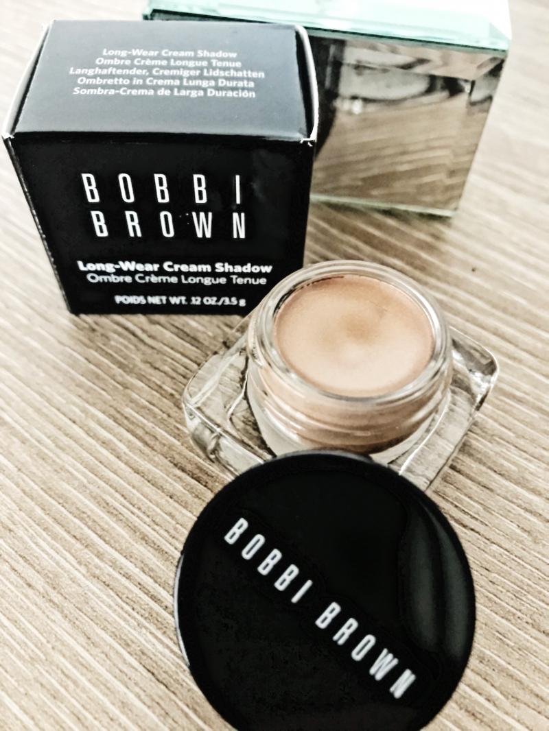 Swatch Long-Wear Cream Shadow - Ombre Crème Longue-tenue, Bobbi Brown