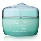 Super Aqua Combination Watery Cream, Nature Republic - Soin du visage - Crème de jour