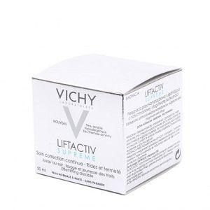 Liftactiv Supreme Crème de jour soin jour peaux normale, Vichy : Aoshi aime !