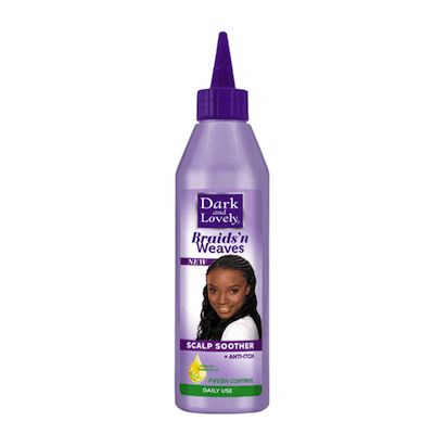 Braids'n Weaves Scalp Soother, Dark and Lovely - Infos et avis