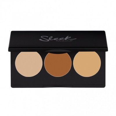Corrector and Concealer Palette, Sleek MakeUP - Infos et avis