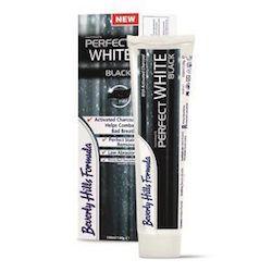 Dentifrice Perfect White Black, Beverly Hills Formula - Infos et avis