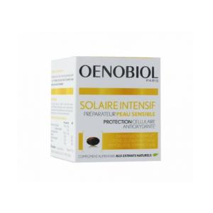 SOLAIRE INTENSIF PEAU SENSIBLE, Oenobiol - Infos et avis