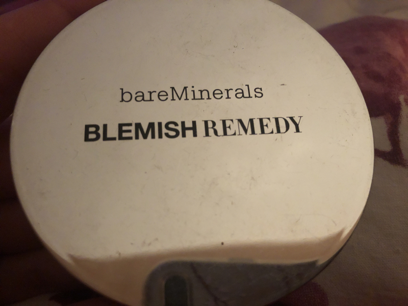 Swatch Blemish Remedy, BareMinerals