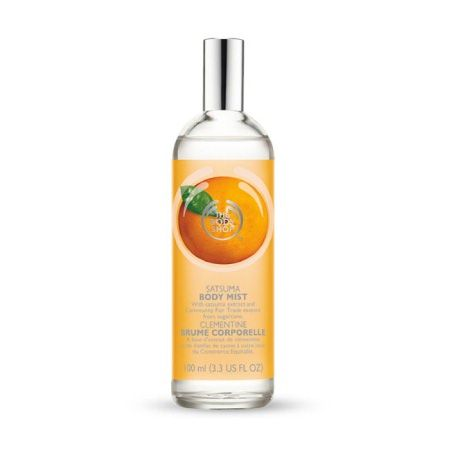 Brume Corporelle Clémentine, The Body Shop : Clem_th aime !