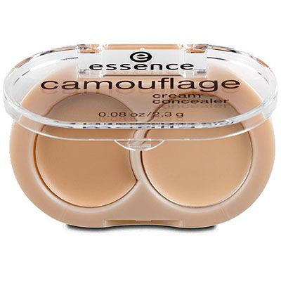 Camouflage Cream Concealer, Essence : Clem_th aime !