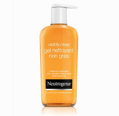 Gel Nettoyant Spot Control Visibly Clear, Neutrogena : Clem_th aime !