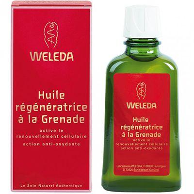 Huile Régénératrice Grenade, Weleda - Infos et avis
