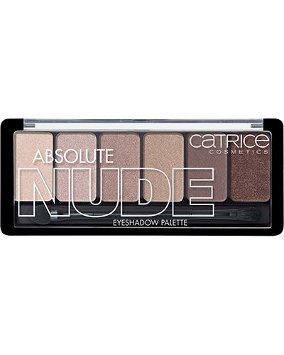 Absolute Nude Eyeshadow Palette, Catrice - Infos et avis
