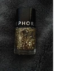 Swatch Nail designer - Top coat à effet Gold Fever, Sephora