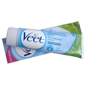 Crème dépilatoire peaux sensibles, Veet - Infos et avis
