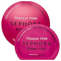 Masque visage tissu effet seconde peau, Sephora : lulu moon aime !