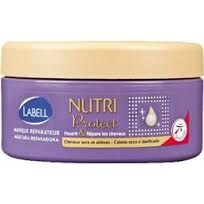 Nutri protect masque réparateur, Labell : lulu moon aime !