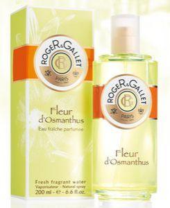 Eau Fraîche Parfumée Fleur d'Osmanthus 100 ml, Roger&Gallet - Infos et avis