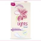 Protège slip light en pochettes individuelles, TENA - Accessoires - Hygiène intime