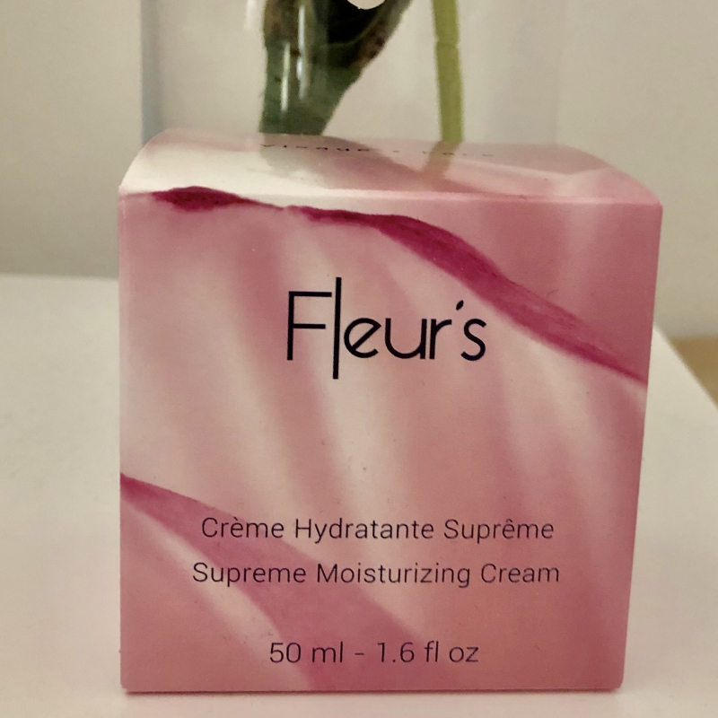Swatch Crème Hydratante Suprême, Fleur's