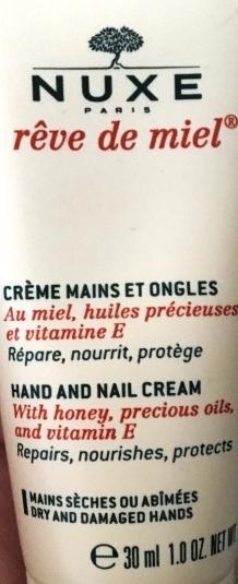 Swatch Rêve de Miel - Crème mains et ongles -, Nuxe