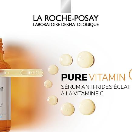 Swatch Sérum Pure Vitamine C10, La Roche-Posay