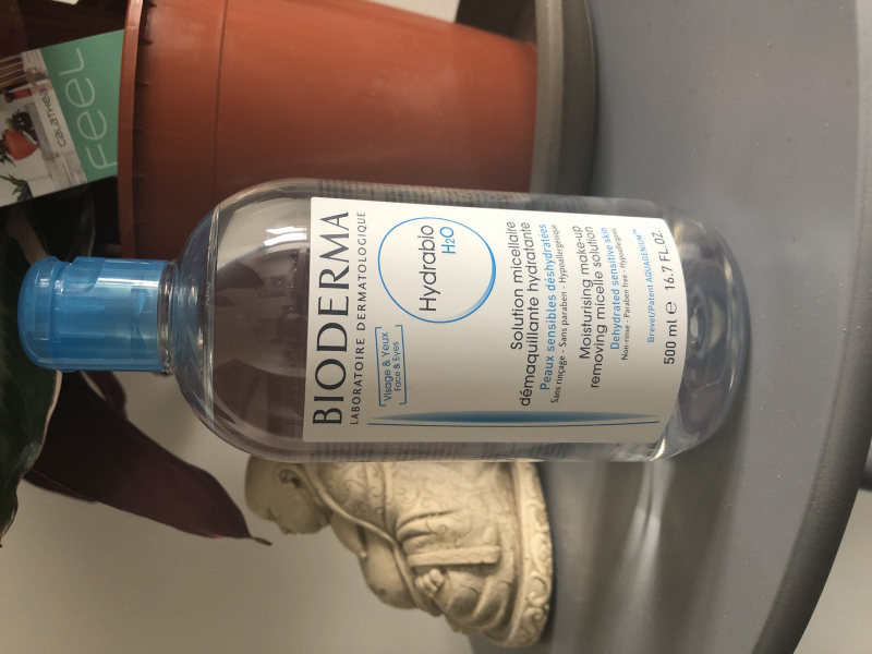 Swatch Solution Micellaire - Hydrabio H2O, Bioderma