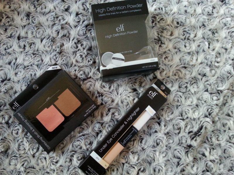 Swatch Poudre Contouring Blush & Bronzing, Eyeslipsface